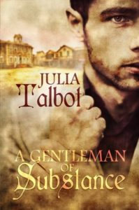 Book Cover: A Gentleman of Substance