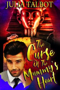 Book Cover: The Curse of the Mummy's Heart
