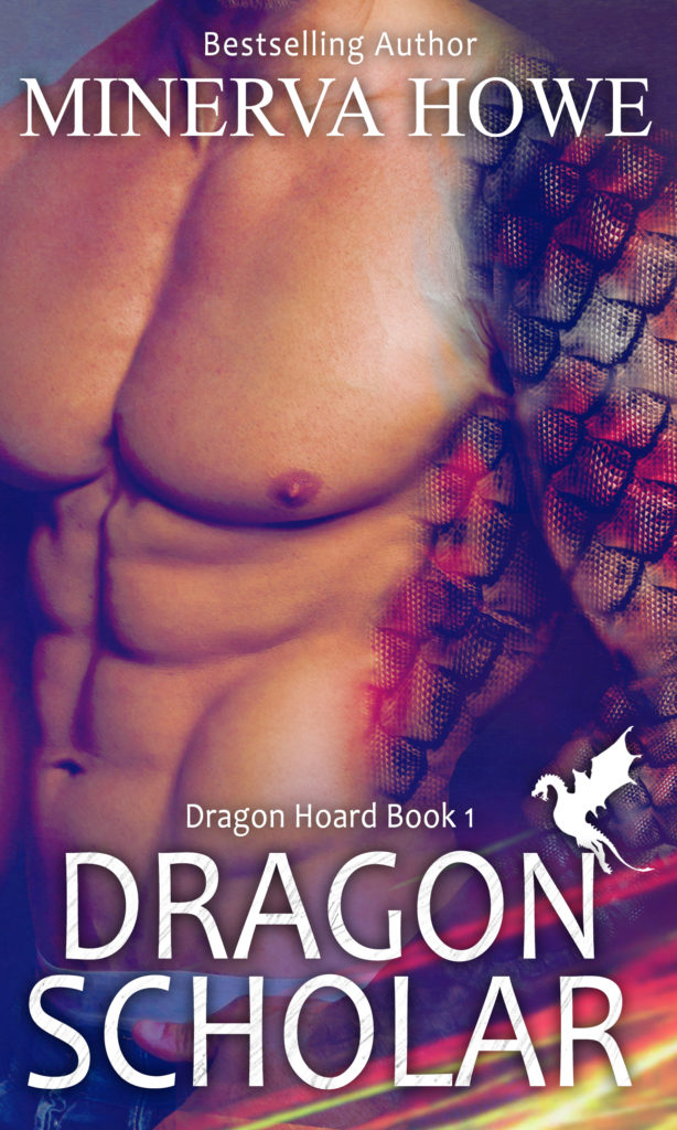Book Cover: Dragon Scholar