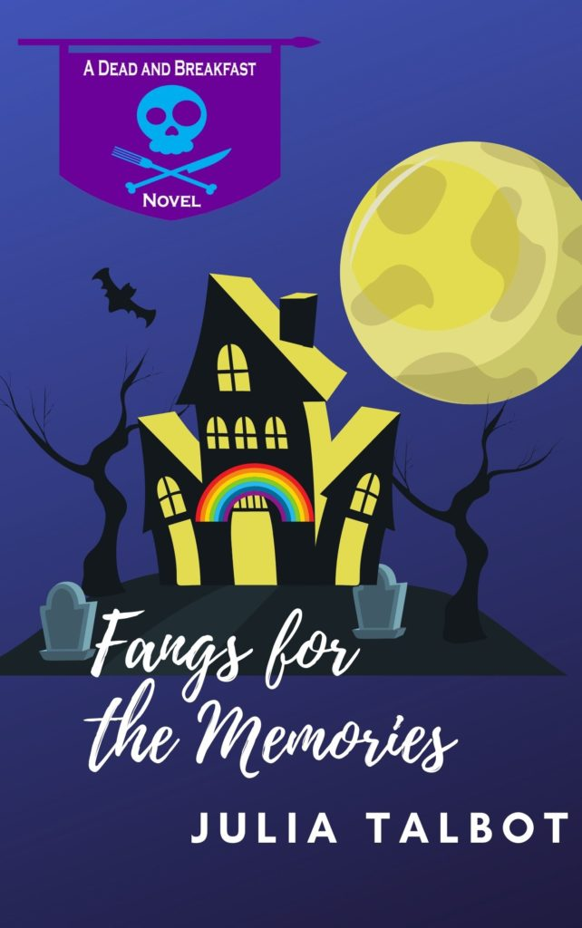 Book Cover: Fangs for the Memories
