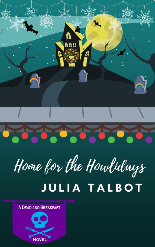 Book Cover: Home for the Howlidays
