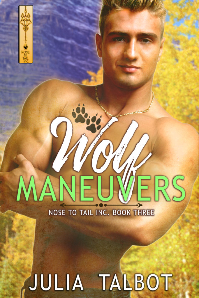 Book Cover: Wolf Maneuvers
