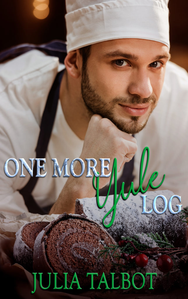 Book Cover: One More Yule Log