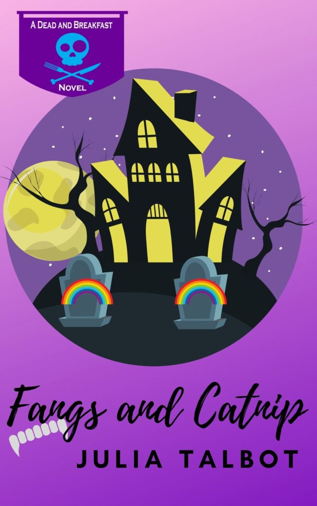 Book Cover: Fangs and Catnip